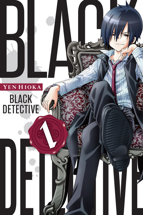 Black Detective, Vol. 1拡大写真