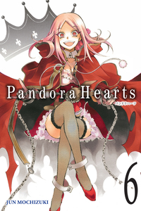 PandoraHearts, Vol. 6-電子書籍