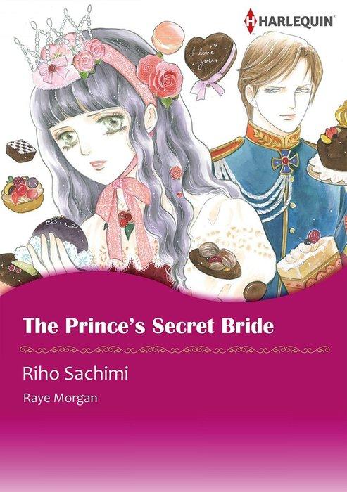 The Prince's Secret Bride-電子書籍-拡大画像
