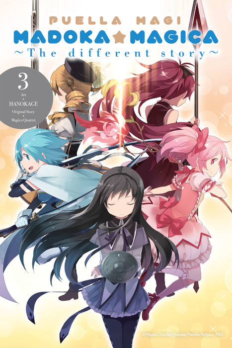 Puella Magi Madoka Magica: The Different Story, Vol. 3-電子書籍-拡大画像