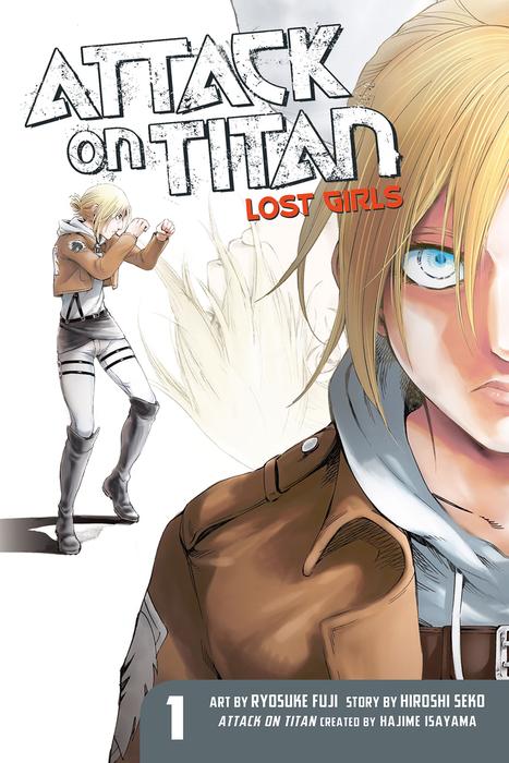 Attack on Titan: Lost Girls 1拡大写真