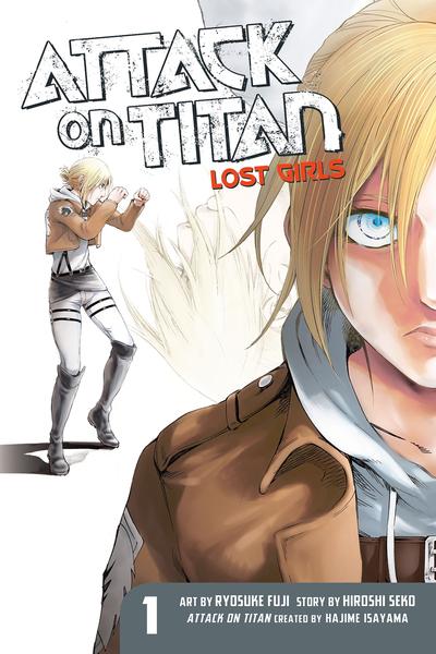 Attack on Titan: Lost Girls 1