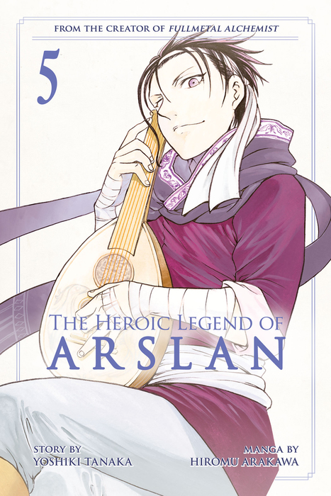 The Heroic Legend of Arslan 5-電子書籍-拡大画像
