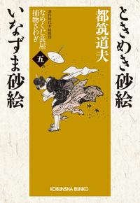 ときめき砂絵 いなずま砂絵~なめくじ長屋捕物さわぎ(五)~-電子書籍