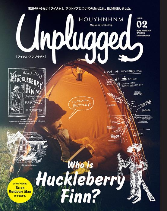 HOUYHNHNM Unplugged(フィナムアンプラグド) ISSUE 02 2015 AUTUMN WINTER拡大写真