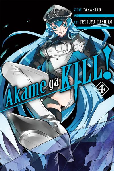 Akame ga KILL!, Vol. 4-電子書籍