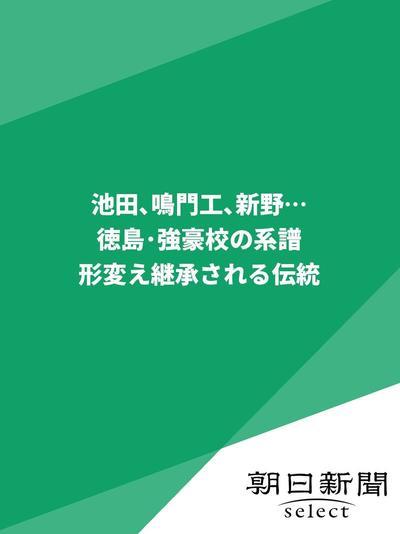 池田、鳴門工、新野…徳島・強豪校の系譜 形変え継承される伝統-電子書籍