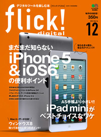 flick! digital 2012年12月号 vol.14
