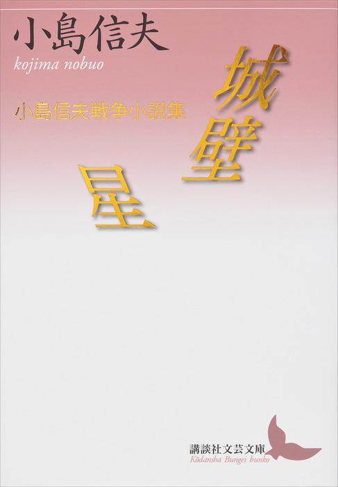 城壁/星 小島信夫戦争小説集拡大写真