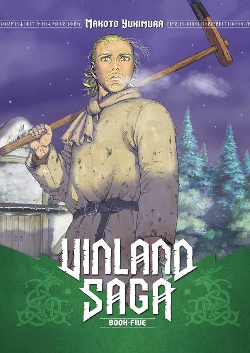 Vinland Saga 5拡大写真
