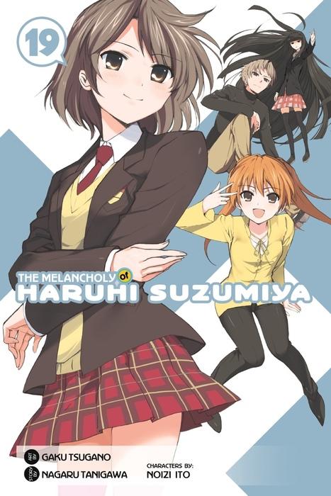 The Melancholy of Haruhi Suzumiya, Vol. 19 (Manga)拡大写真