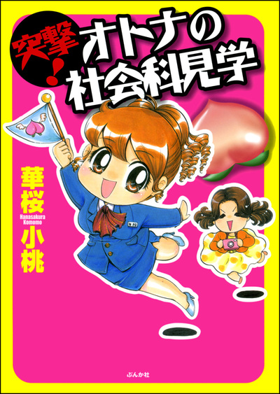突撃!オトナの社会科見学-電子書籍