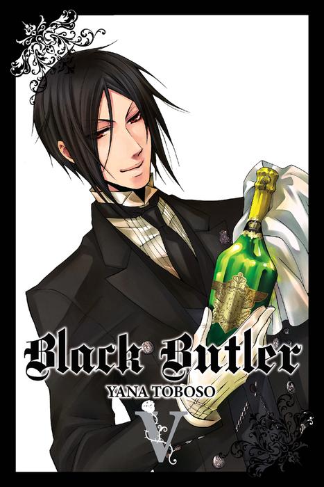 Black Butler, Vol. 5拡大写真