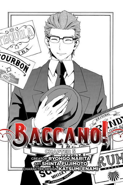 Baccano!, Chapter 5 (manga)