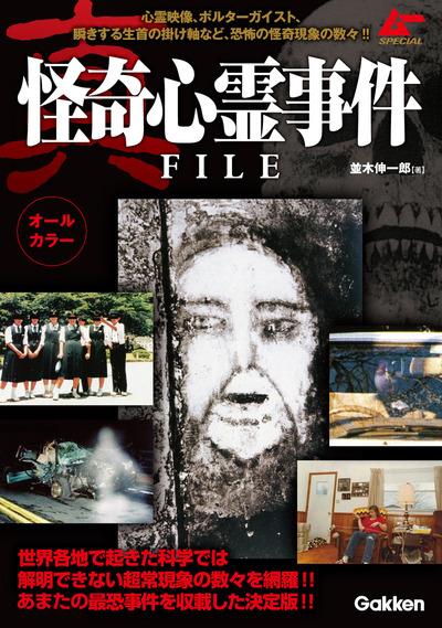 真・怪奇心霊事件FILE-電子書籍
