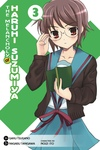 The Melancholy of Haruhi Suzumiya, Vol. 3 (Manga)-電子書籍