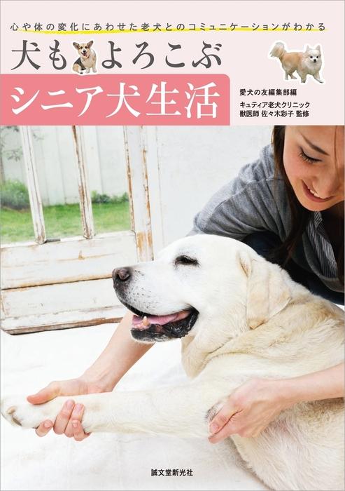 犬もよろこぶシニア犬生活拡大写真