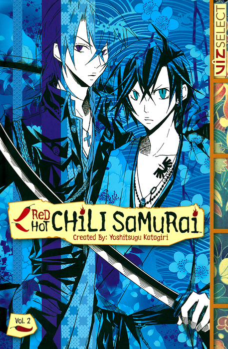 Red Hot Chili Samurai, Vol. 2拡大写真