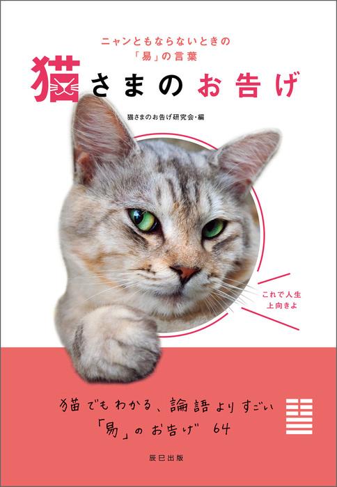 ニャンともならないときの「易」の言葉 猫さまのお告げ拡大写真
