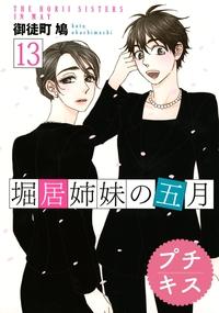 堀居姉妹の五月 プチキス(13)