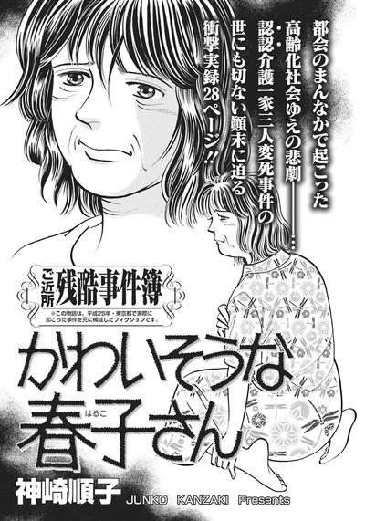 ああ!!女の残酷事件簿~かわいそうな春子さん~-電子書籍