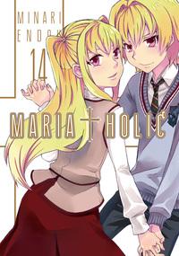 MARIA HOLIC 14-電子書籍