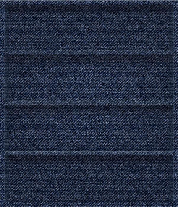 きせかえ本棚 『デニム』 【16冊収納】拡大写真