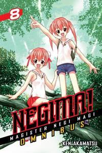 Negima! Omnibus Volume 22,23,24