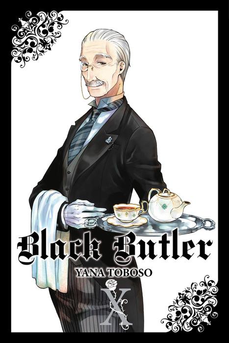 Black Butler, Vol. 10拡大写真