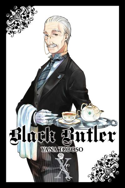 Black Butler, Vol. 10-電子書籍