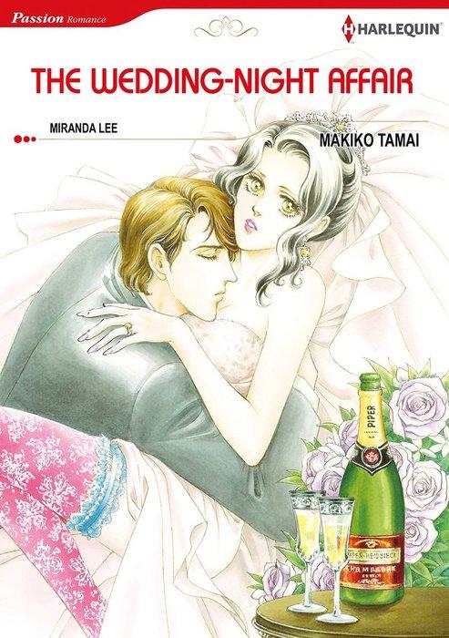 The Wedding-Night Affair-電子書籍-拡大画像