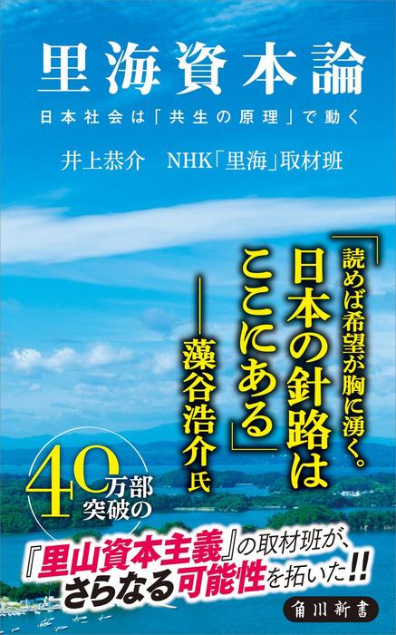 里海資本論 日本社会は「共生の原理」で動く拡大写真