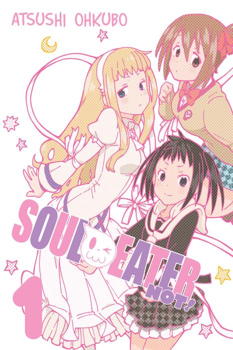 Soul Eater NOT!, Vol. 1拡大写真