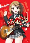 K-ON!, Vol. 1-電子書籍