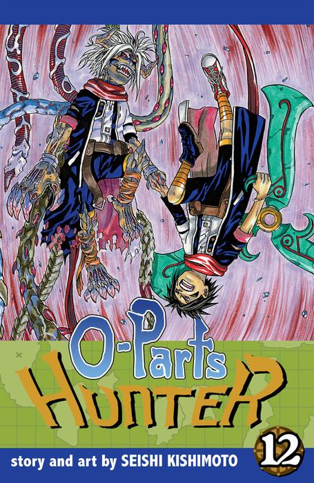 O-Parts Hunter, Vol. 12-電子書籍-拡大画像