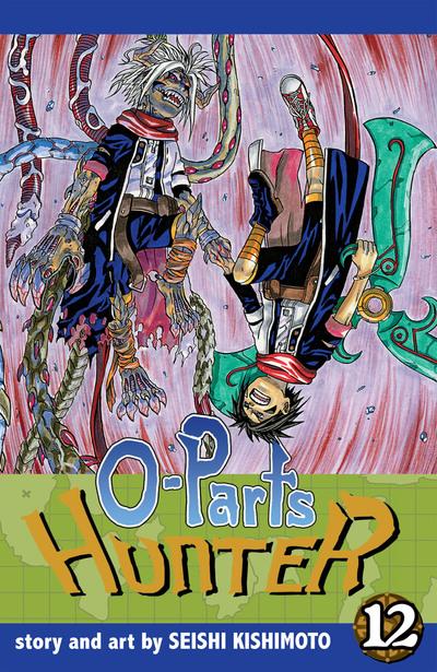 O-Parts Hunter, Vol. 12-電子書籍