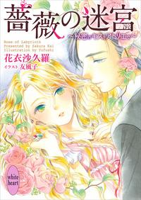 薔薇の迷宮 ~秘密のキスをアトリエで~ 電子書籍特典ショートストーリー付き