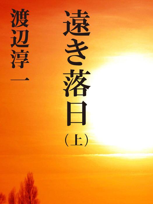 遠き落日 (上)拡大写真