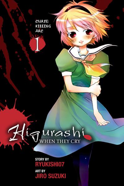Higurashi When They Cry: Curse Killing Arc, Vol. 1-電子書籍
