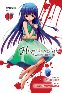 Higurashi When They Cry: Massacre Arc, Vol. 1