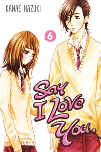 Say I Love You. 6-電子書籍