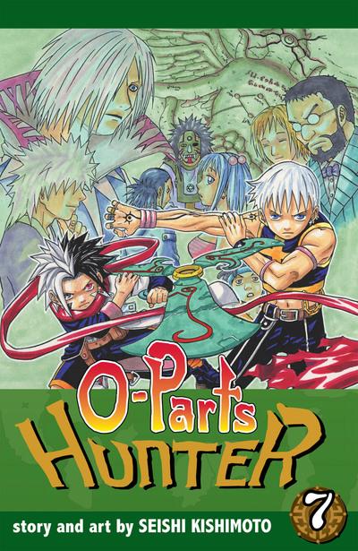 O-Parts Hunter, Vol. 7