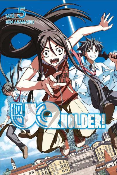 UQ Holder 5