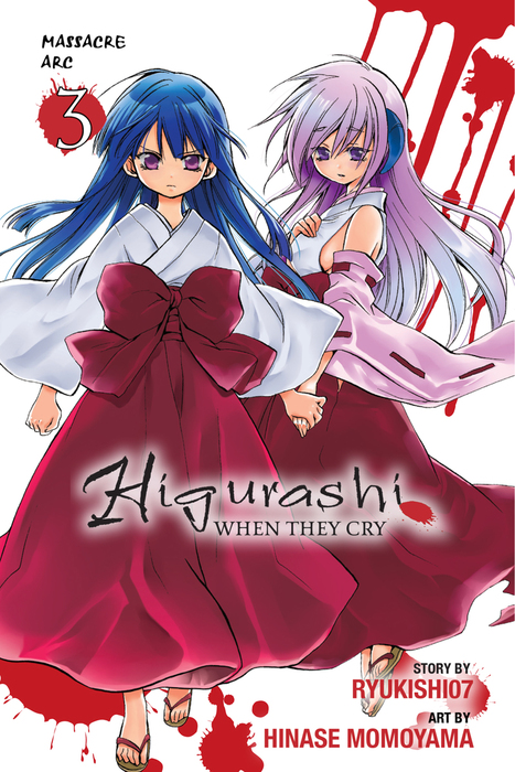 Higurashi When They Cry: Massacre Arc, Vol. 3拡大写真
