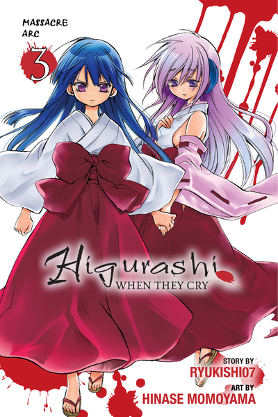 Higurashi When They Cry: Massacre Arc, Vol. 3-電子書籍