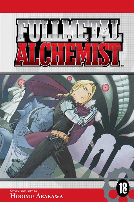 Fullmetal Alchemist, Vol. 18拡大写真