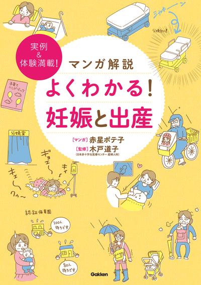 マンガ解説 よくわかる! 妊娠と出産-電子書籍