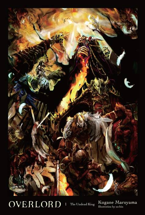 Overlord, Vol. 1-電子書籍-拡大画像