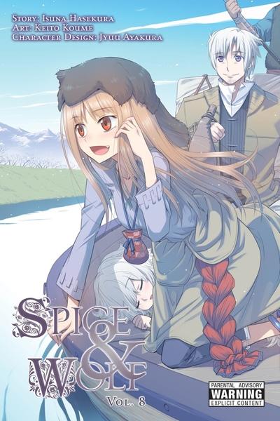 Spice and Wolf, Vol. 8 (manga)