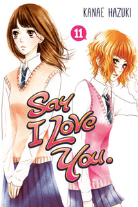 Say I Love You. 11-電子書籍